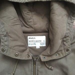 Women's RVCA utility style jacket
